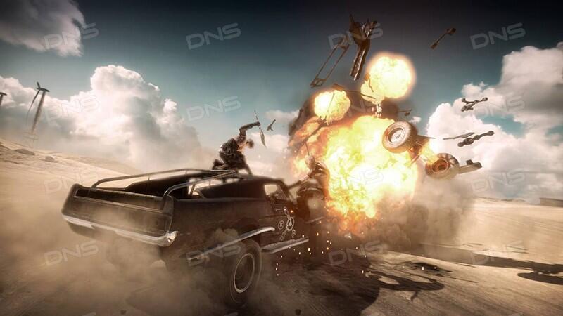 скачать бесплатно игру на компьютер Mad Max через торрент - фото 4