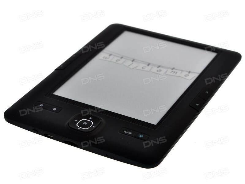 fb45ddf7e783 Отзывы покупателей о 6   Электронная книга Ritmix RBK-690FL черный + ...