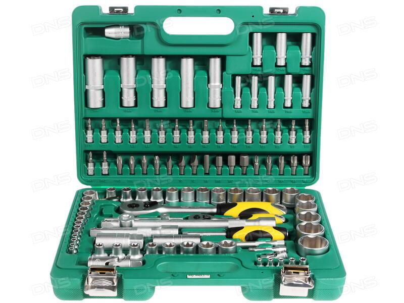 Набор инструмента Berger BG021-34