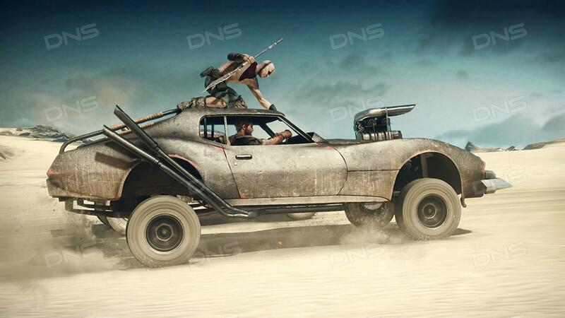 скачать бесплатно игру на компьютер Mad Max через торрент - фото 11