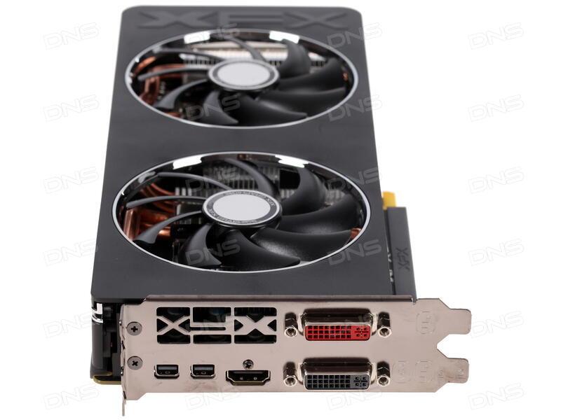 Купить Видеокарта XFX AMD Radeon R9 270X [R9-270X-CDFC] в