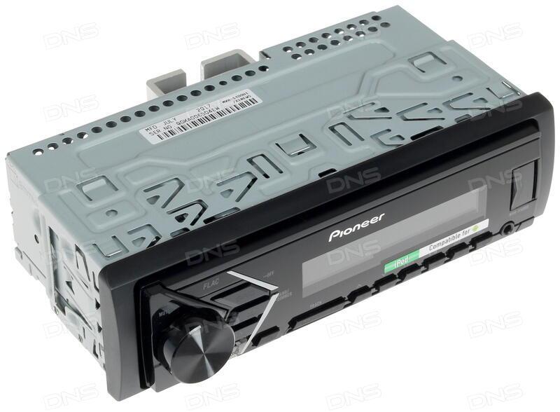 Автомагнитола Pioneer MVH-S100UI - фото 9