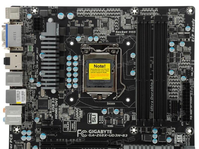 Gigabyte GA-Z68X-UD3-B3 XHD Driver FREE