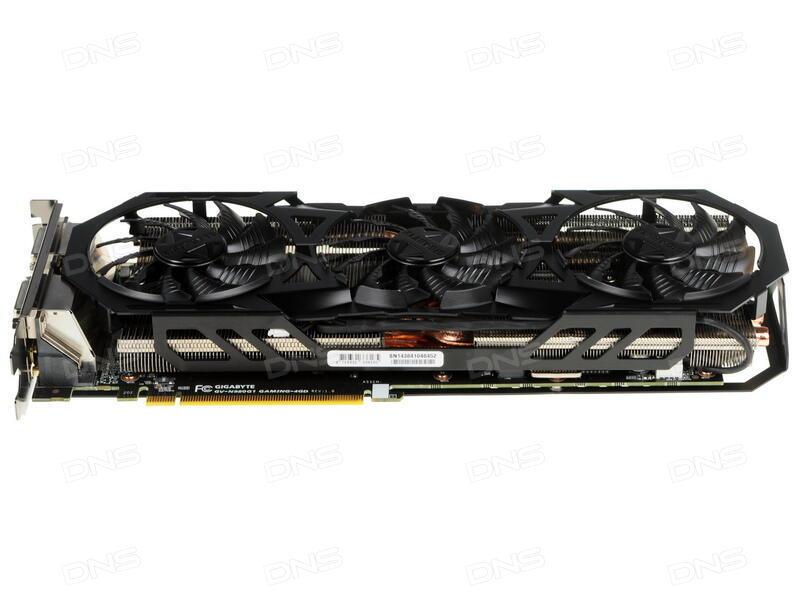 Купить Видеокарта GIGABYTE GeForce GTX 980 G1 GAMING [GV