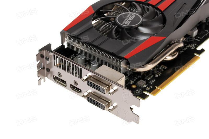 Технические характеристики Видеокарта ASUS AMD Radeon R9 270X