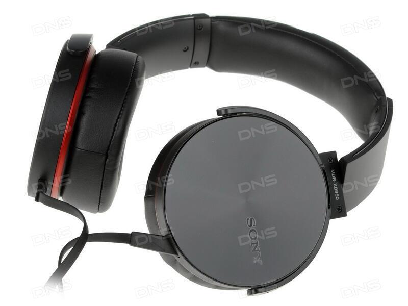 Купить Проводные наушники Sony MDR-XB950APB черный в интернет магазине DNS   Характеристики, цена   1001658
