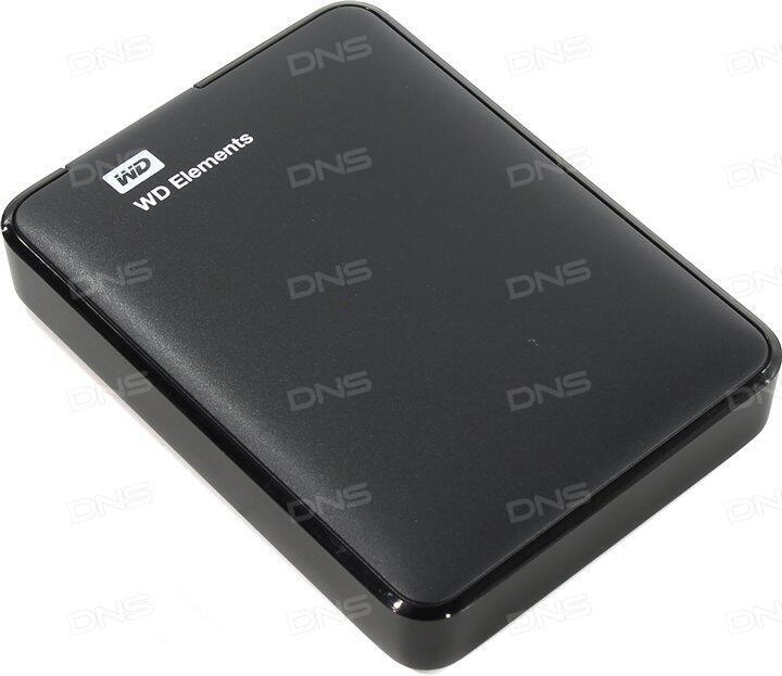 Купить 2 Тб Внешний HDD WD Elements Portable ...