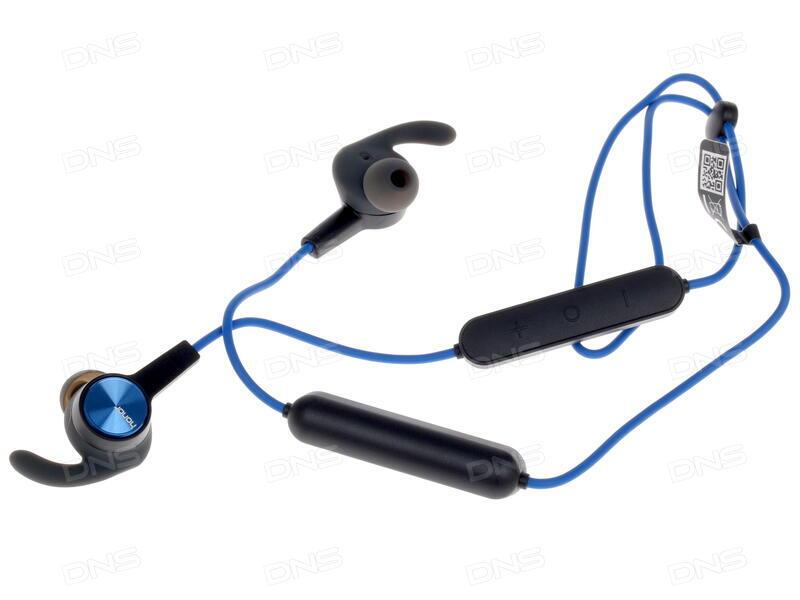 купить Bluetooth стереогарнитура Honor Sport Am61 синий в интернет