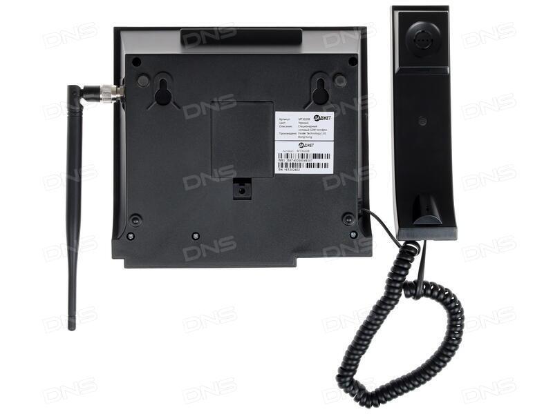 582c03d61e563 Купить Стационарный GSM телефон Даджет MT3020B в интернет магазине ...