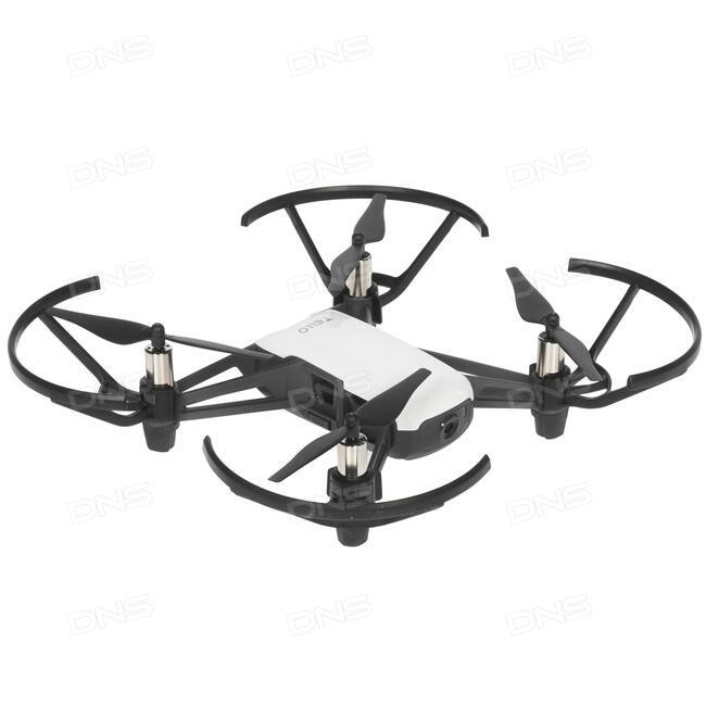 Купить Квадрокоптер Ryze Tello Boost Combo белый в интернет магазине DNS   Характеристики, цена Ryze Tello Boost Combo   1354276