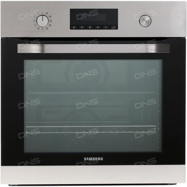купить электрический духовой шкаф Samsung Nv70k3370bswt в интернет