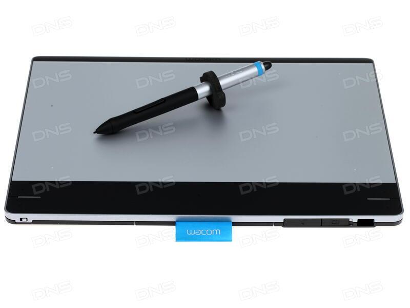 Купить Графический планшет Wacom Intuos Pen & Touch M в