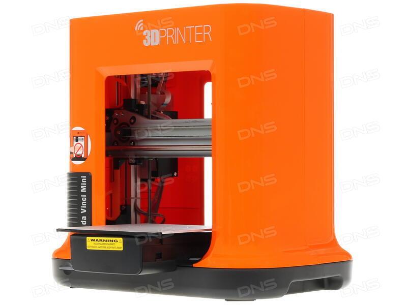 Купить 3D принтер XYZprinting Da Vinci Mini W в интернет