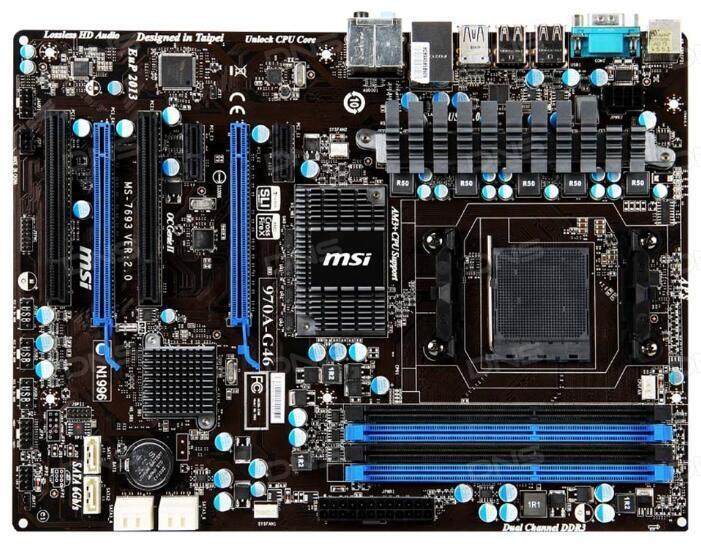MSI 970A-G46 CONTROL CENTER 64 BIT