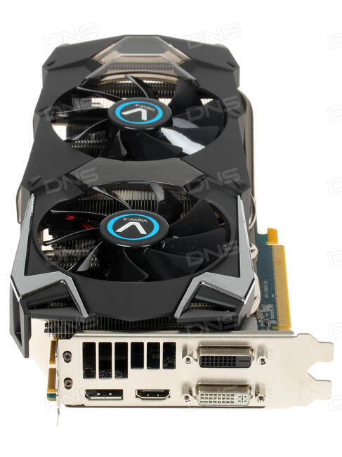 Купить Видеокарта Sapphire AMD Radeon R9 280X VAPOR-X OC