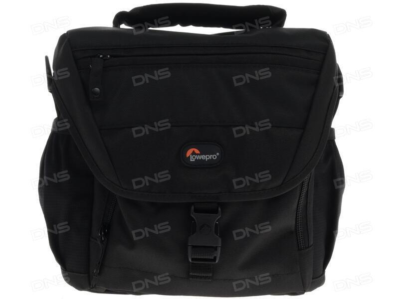 2159ce25c486 Купить Сумка LowePro Nova 170 AW черный в интернет магазине DNS ...