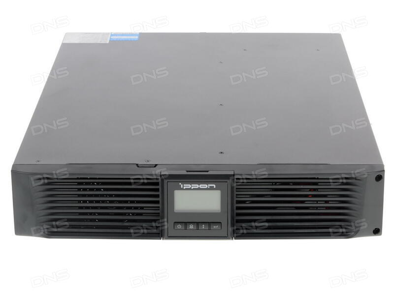 ИБП Ippon Smart Winner 3000 3000VA/2700W RS-232,USB Rackmount/Tower (9 x IEC)