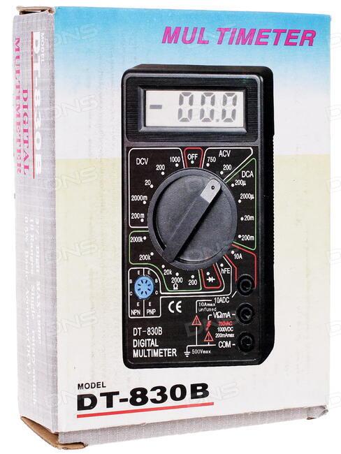 dt830b мультиметр инструкция по применению на русском