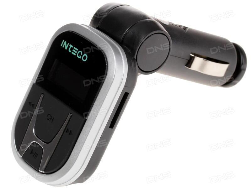 FM-трансмиттер с пультом ДУ Intego FM-101 - фото 7