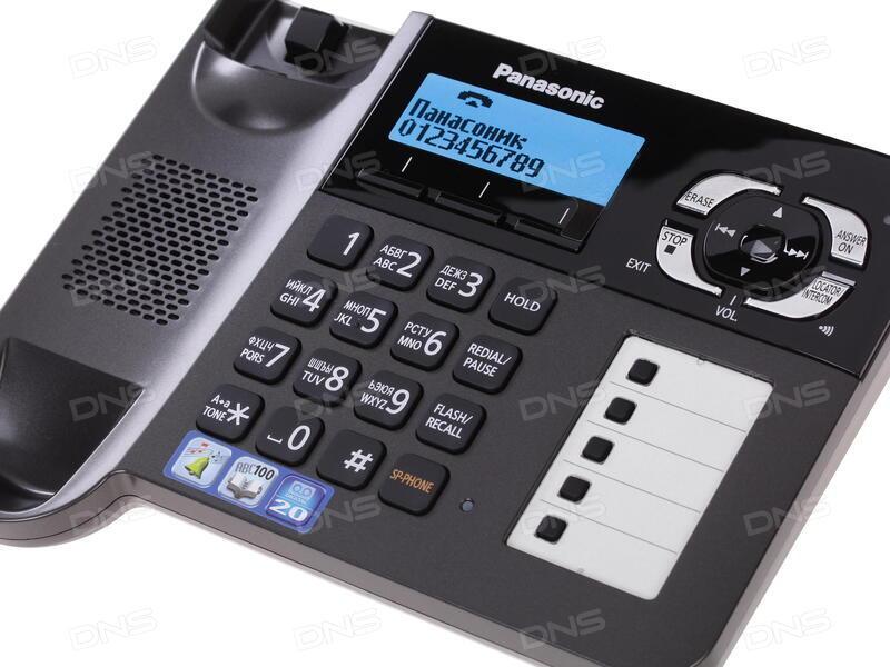 Panasonic kx tca115ru инструкция