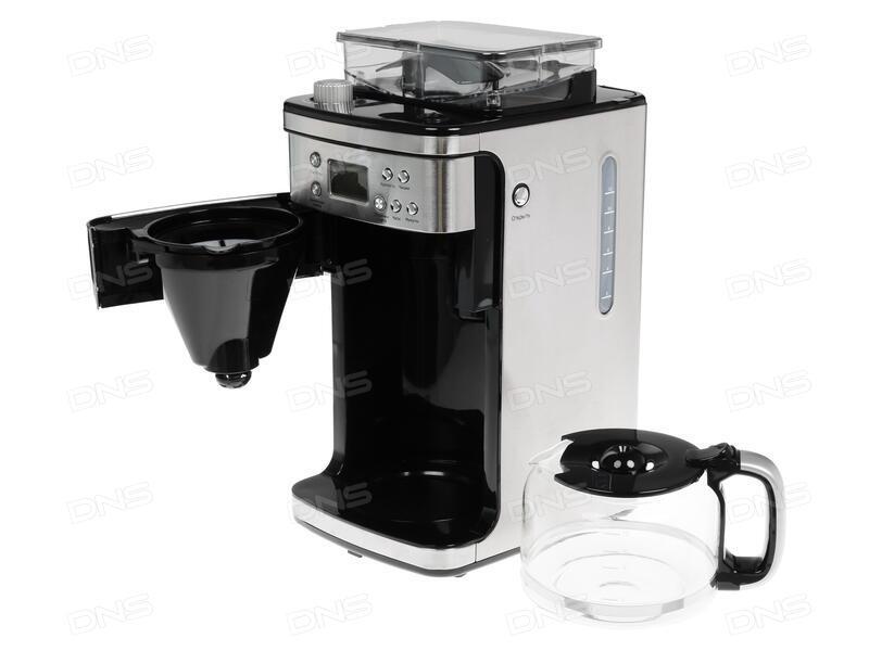 Кофеварка капельного типа kitfort kt 705