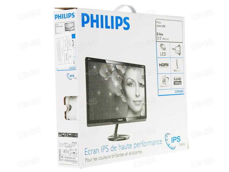 Philips 227E4QHSD/00 LCD Monitor Download Driver