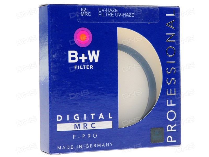 Светофильтр B+W 010M HS UV-HAZE 72mm (70243)