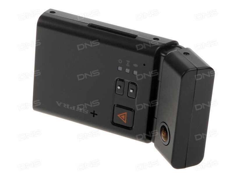 Видеорегистратор supra scr-800, 5 мп описание файловая система sdhc-флешки для видеорегистратора