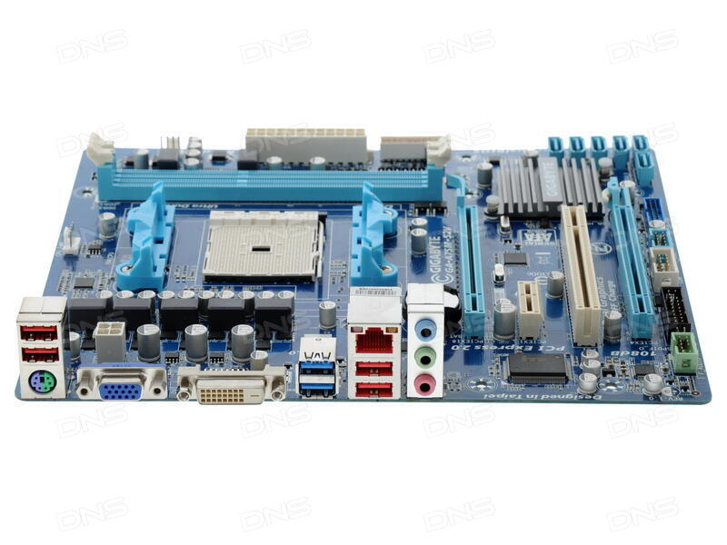Gigabyte GA-A75M-S2V AMD AHCI/RAID Drivers for Windows 7