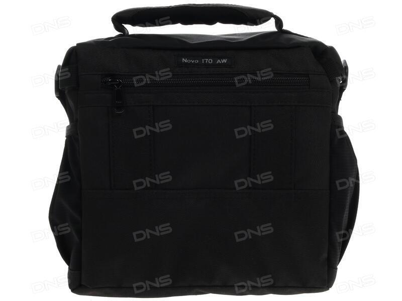 e9f1de34006e Купить Сумка LowePro Nova 170 AW черный в интернет магазине DNS ...