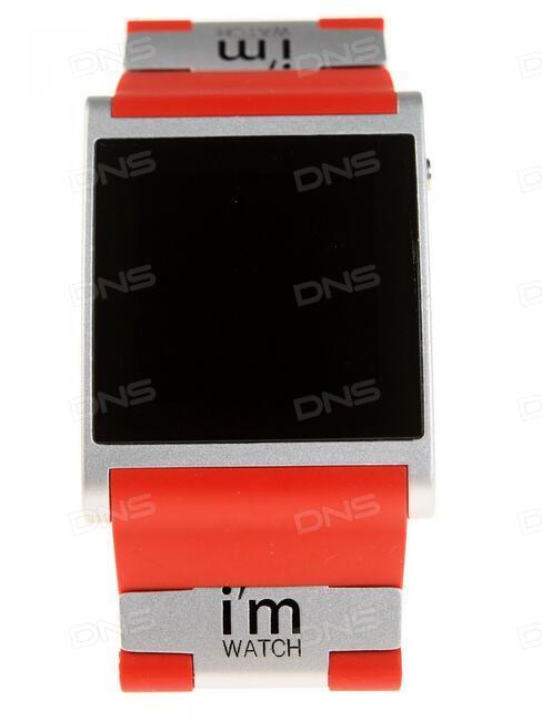 Смарт часы i m watch купить купить часы амст 3019