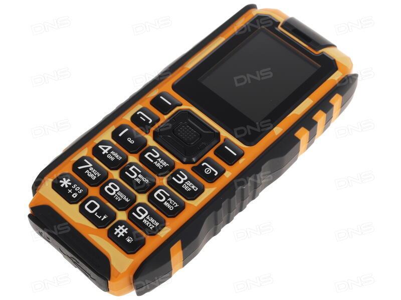 Сотовый телефон Vertex Impress Genius LTE Black