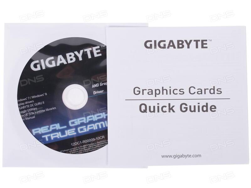 Купить Видеокарта GIGABYTE AMD Radeon R7 360 OC [GV-R736OC-2GD] в