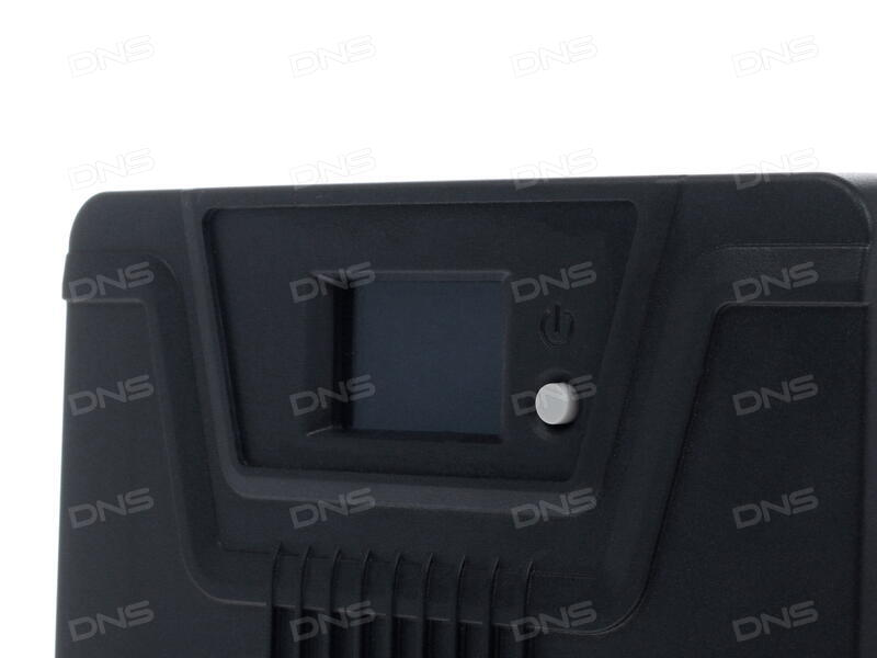 ИБП FSP DPV 2000 2000VA/1200W LCD Display (4 EURO)