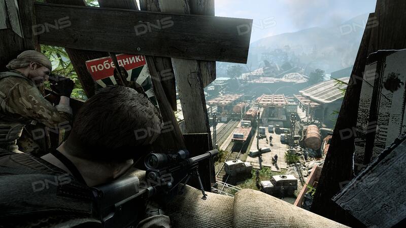 Игра снайпер воин призрак скачать бесплатно на компьютер через торрент