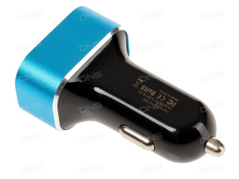 Зарядное устройство Deppa Classic micro USB 2100mA Black 22124