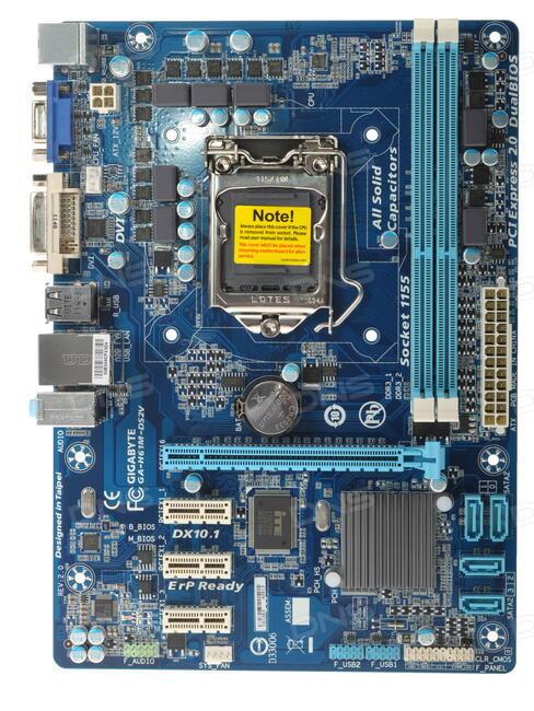 Gigabyte GA-H61MA-D3V Intel Management Engine Interface Drivers PC