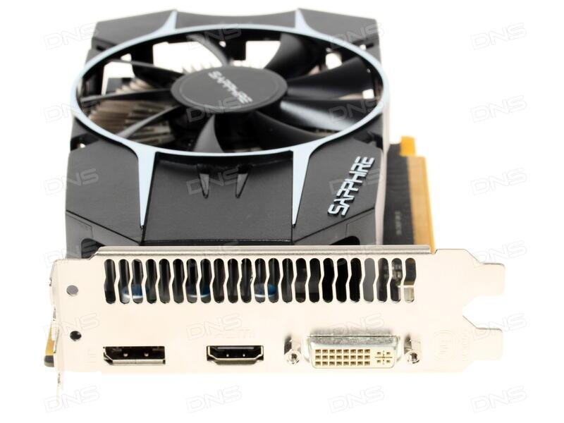 Купить Видеокарта Sapphire AMD Radeon R7 260X [11222-06-XX